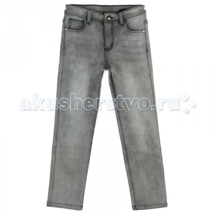 Брюки, джинсы и штанишки S'cool Брюки текстильные джинсовые для мальчиков Милитари 55dsl джинсовые брюки