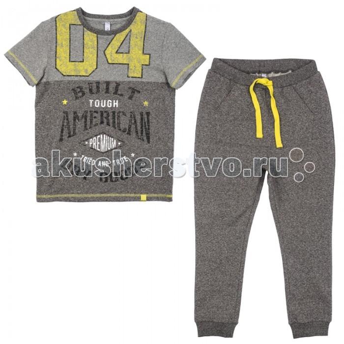 Детская одежда , Комплекты детской одежды S'cool Комплект для мальчика Друзья Микки 173103 арт: 344065 -  Комплекты детской одежды