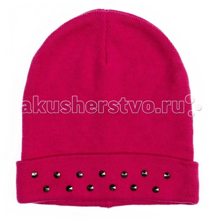 аксессуары s'cool повязка на голову для девочек городские огни 174709 Шапки, варежки и шарфы S'cool Шапка трикотажная для девочек Городские огни 374029