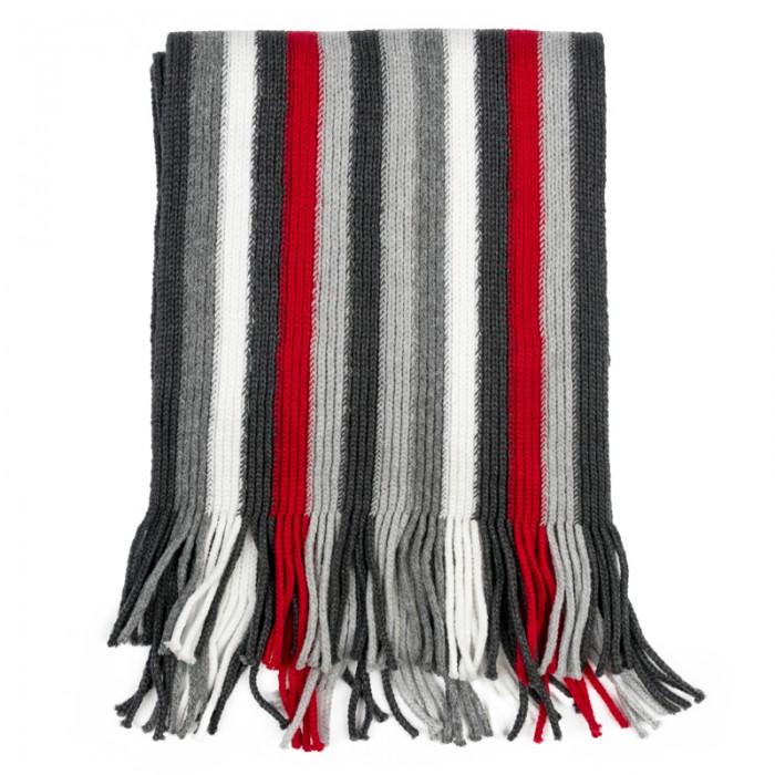 Варежки, перчатки и шарфы S'cool Шарф трикотажный для мальчиков 373027 шарфы анна чапман шарф