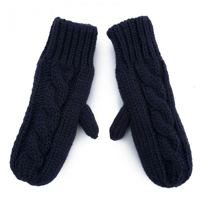 Варежки, перчатки и шарфы S'cool Варежки трикотажные для девочек Привет, Париж! 374076 варежки  перчатки и шарфы jollein шарф confetti knit