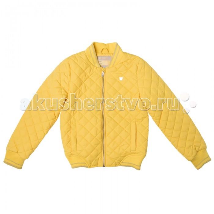 Куртки, пальто, пуховики S'cool Куртка для девочки Best day 174002