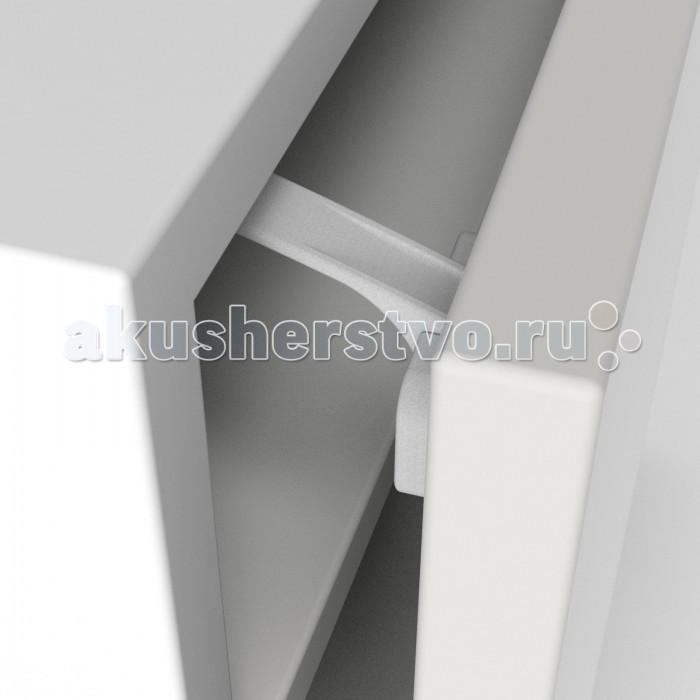 Блокирующие устройства Safe&Care Блокировка дверей универсальная, 2шт. блокирующие устройства roxy фиксатор дверей