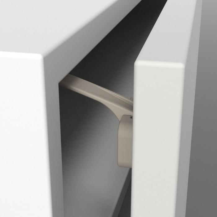Блокирующие устройства Safe&Care Блокировка дверей универсальная, 2шт. блокирующие устройства бусинка фиксатор дверей