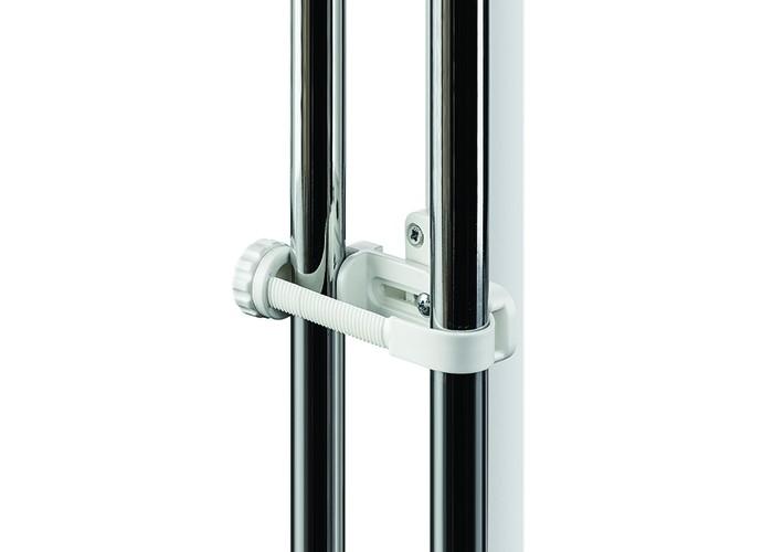 Барьеры и ворота Safe&Care Комплект креплений для установки ворот на лестницах, Барьеры и ворота - артикул:447104