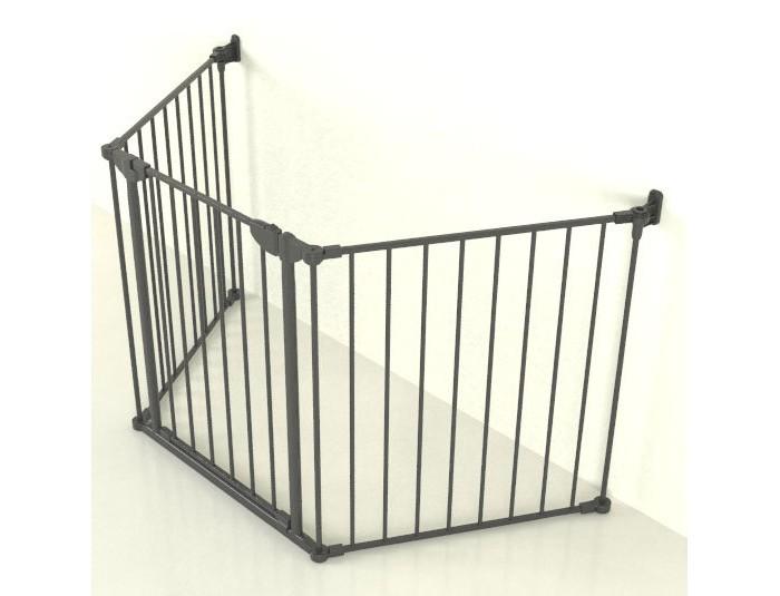 Купить Барьеры и ворота, Safe&Care Заграждение XL Дверца 80 см (3 элемента)