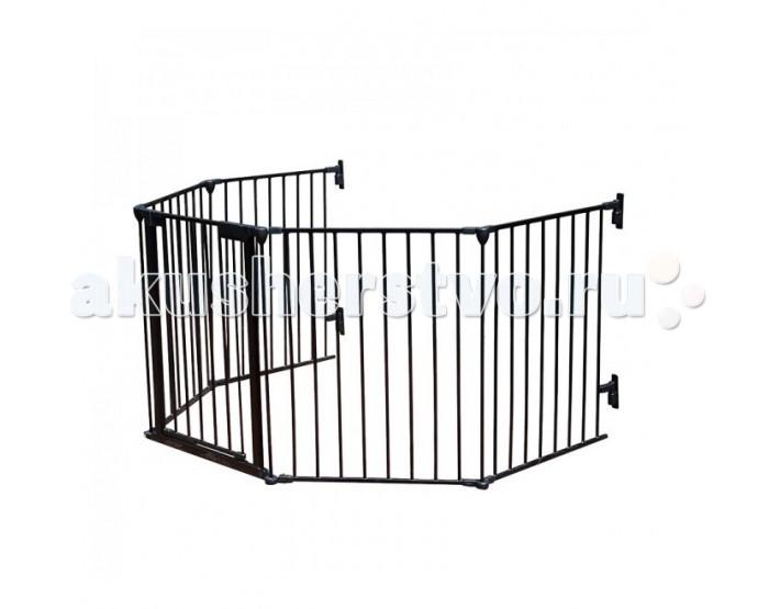 Safe&amp;Care Заграждение XXL (5 элементов)Заграждение XXL (5 элементов)Заграждение XXL Safe & Care 5 элементов – заграждение, монтирующееся в стены, которое позволяет огородить проемы, зоны повышенной опасности, межкомнатное пространство любой сложности и конфигурации.   В комплекте заграждения Safe & Care XXL 5: 4 «глухие» секции (65 см), 1 секция с воротами (65 см), крепления к стенам.   Ворота представлены в трех цветах: белый, серый и черный.    Особенности:    Для установки ворот требуется просверлить отверстия в дверном проеме  Минимальная ширина ограждаемого пространства - 90 см.  Максимальная ширина без дополнительных элементов удлинения 325 см.   Для увеличения ширины заграждения Safe & Care XXL 5, вы можете приобрести дополнительные элементы удлинения. Эти доп. секции позволяют увеличивать ширину ограждения до бесконечности. Дополнительный элемент 20 см Safe & Care –арт. 715-20 Дополнительный элемент 65 см Safe & Care – арт. 715-60 Дополнительная калитка 65 см Safe & Care – арт. 716-50<br>
