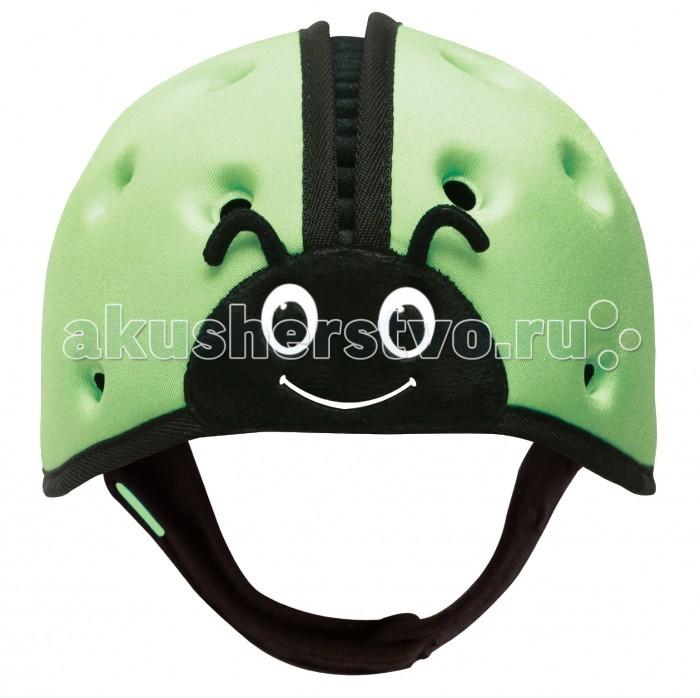SafeheadBaby Мягкая шапка-шлем для защиты головы Божья коровка