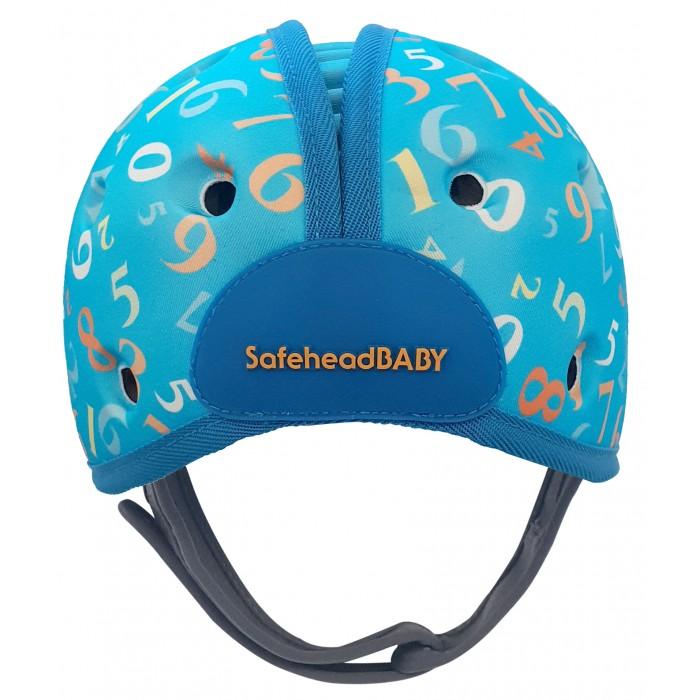 SafeheadBaby Мягкая шапка-шлем для защиты головы Числа