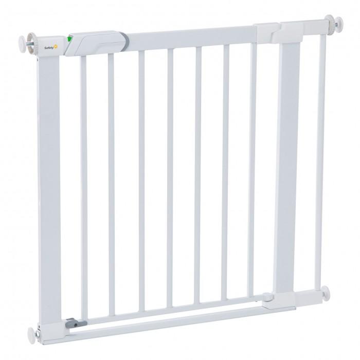 Картинка для Safety 1st Металлический барьер-калитка Flat Step без порожка 73-80 см
