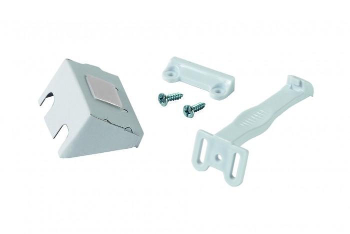 Блокирующие устройства Safety 1st Пластиковый блокиратор открывания распашной дверцы шкафа и ящиков 7 шт. блокиратор safety 1st для створчатых дверей черный 33110038