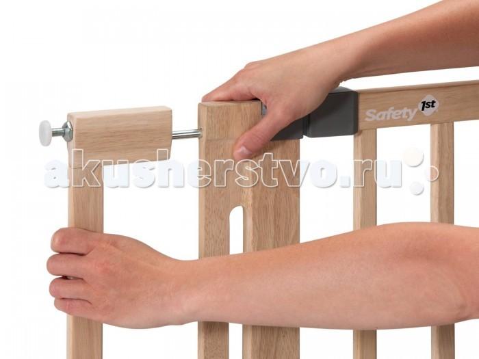 Safety 1st Модуль расширения для Pressure Gate Easy Close wood