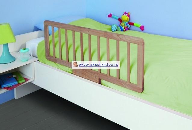 Барьеры и ворота Safety 1st Защитный барьер для кроватки Quiet Night Bed Rail, Барьеры и ворота - артикул:17164