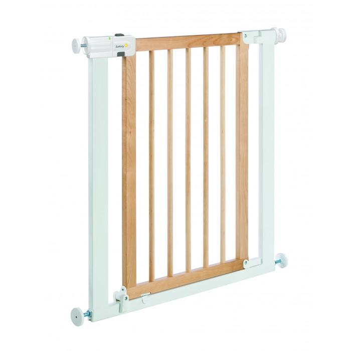 Безопасность ребенка , Барьеры и ворота Safety 1st Ворота безопасности Easy Close Wood & Metal 73-80 см арт: 333840 -  Барьеры и ворота