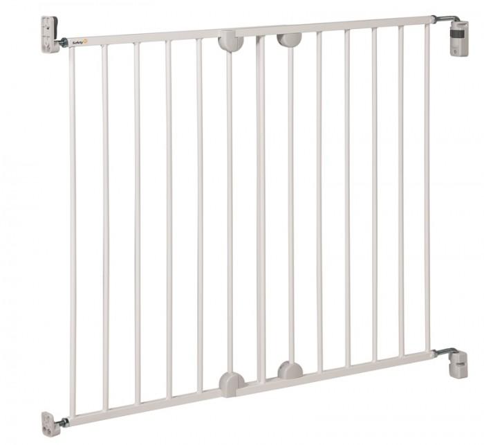 Безопасность ребенка , Барьеры и ворота Safety 1st Ворота безопасности Wall Fix Extending Metal 63-102 см арт: 333820 -  Барьеры и ворота