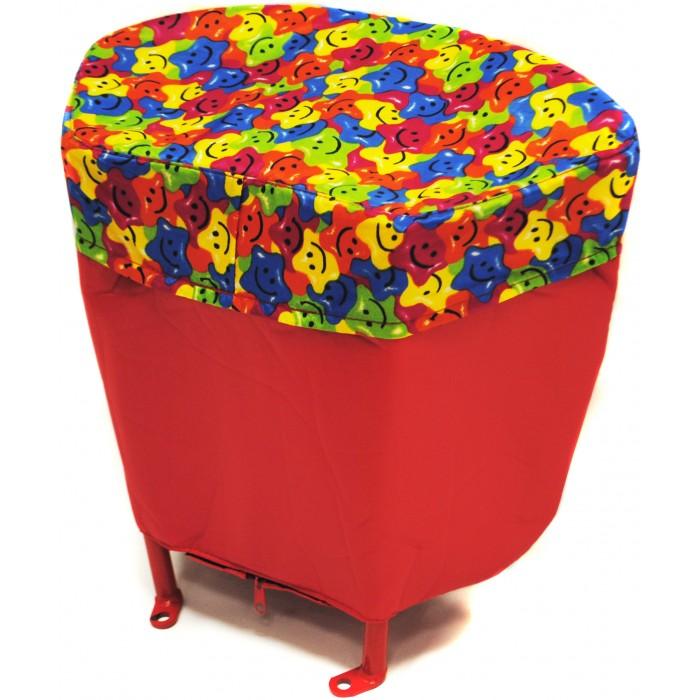 вкладыши для санок Вкладыши для санок Русские игрушки Санимобиль багажник для санок с колесами