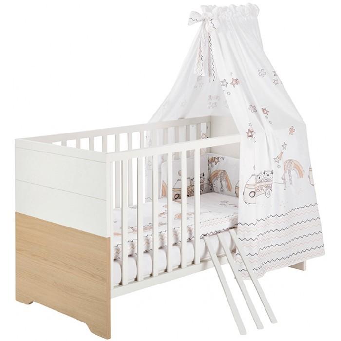 кроватки трансформеры Кроватки-трансформеры Schardt детская Slide