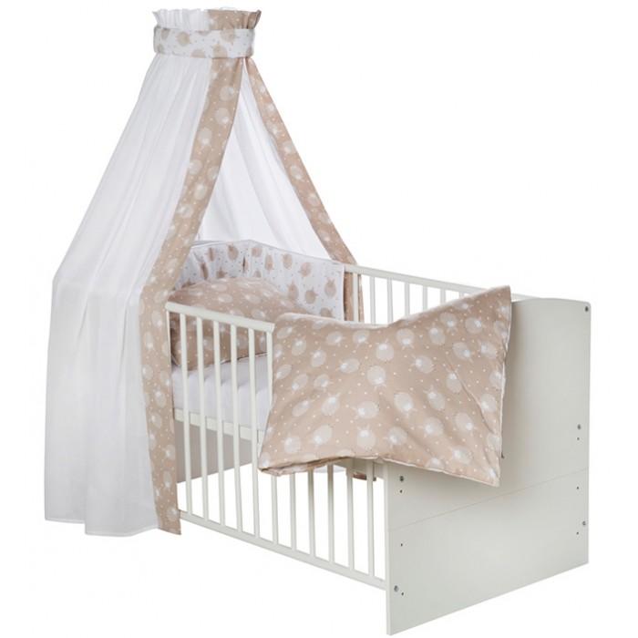 Купить Комплекты в кроватку, Комплект в кроватку Schardt комплект Little Sheep (4 предмета)