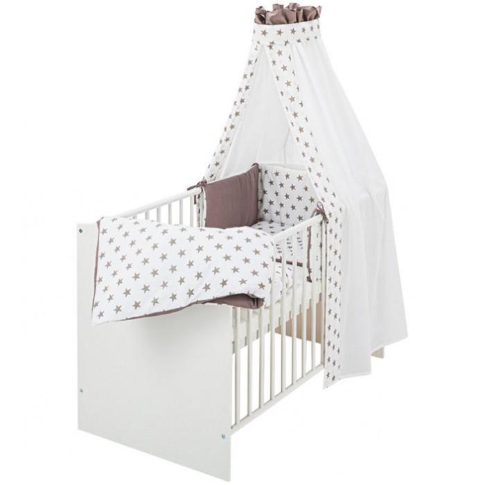 Купить Комплекты в кроватку, Комплект в кроватку Schardt комплект Big Stars (4 предмета)