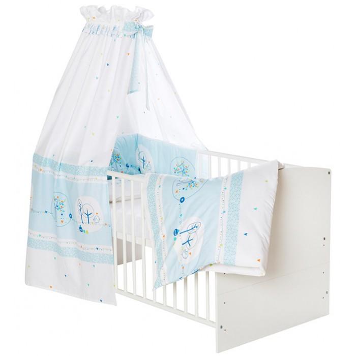 Купить Комплекты в кроватку, Комплект в кроватку Schardt комплект Birdy (4 предмета)
