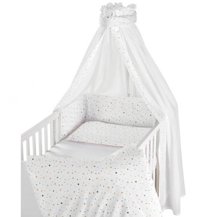 Купить Комплекты в кроватку, Комплект в кроватку Schardt комплект Little Stars (4 предмета)