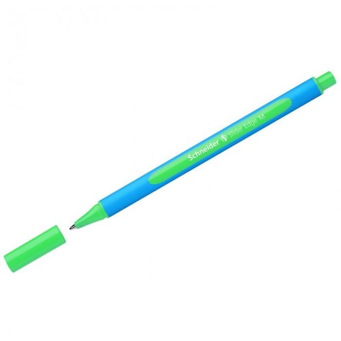 цена на Канцелярия Schneider Ручка шариковая Slider Edge M трехгранная 1.0 мм