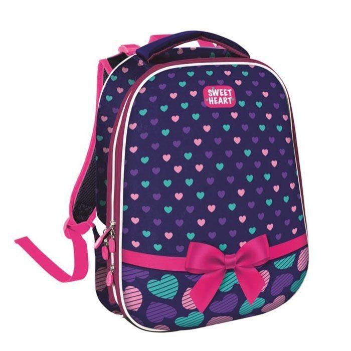 Школьные рюкзаки Schoolformat Рюкзак Ergonomic Модные сердечки