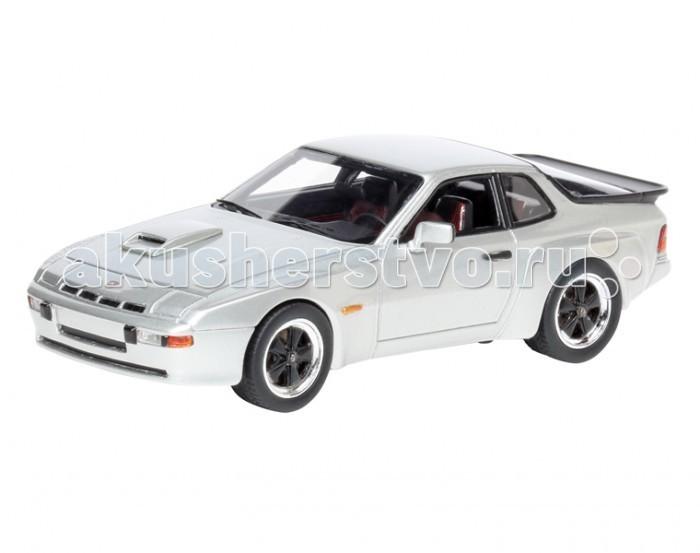 Schuco Автомобиль Porsche 924 GT 1:43Автомобиль Porsche 924 GT 1:43Schuco Автомобиль Porsche 924 GT 1:43 представляет собой масштабную копию настоящего автомобиля.  Особенности: Он выполнен из высококачественного пластика и металла — материалов, чье удачное сочетание позволило добиться не только предельной прочности игрушки, но и ее отличной детализации.  Машинка способна двигаться в переднем направлении. Для этого его следует отвести немного назад, а затем резко отпустить. В этом случае сработает фрикционный механизм и машинка поедет вперед.<br>