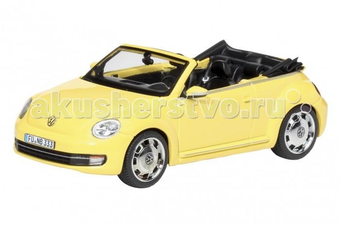 Schuco Автомобиль VW Beetle Cabrio 1:43