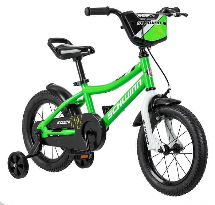Двухколесные велосипеды Schwinn детский Koen 14