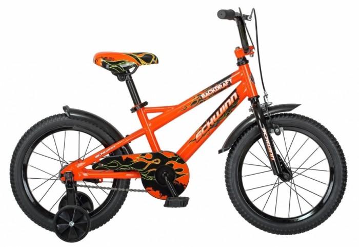 Двухколесные велосипеды Schwinn детский Backdraft 16