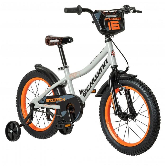 Двухколесные велосипеды Schwinn детский Scorch 16