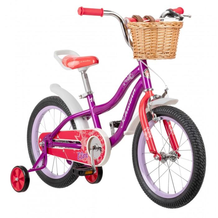 Двухколесные велосипеды Schwinn Elm 16 велосипед schwinn elm 2020 колёса 18 цвет голубой