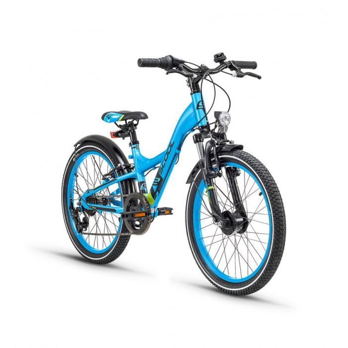 Двухколесные велосипеды Scool XXlite Alloy 20