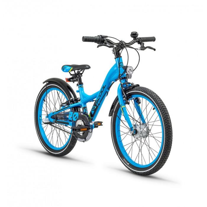 Двухколесные велосипеды Scool XXlite Alloy Nexus 20