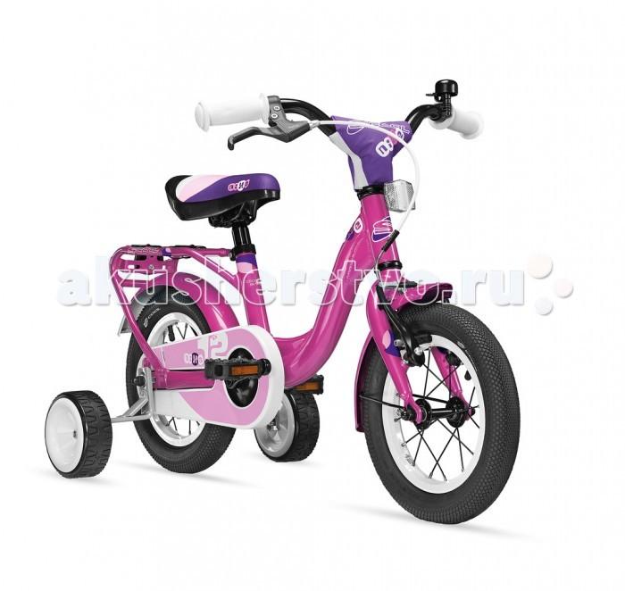 Двухколесные велосипеды Scool niXe 12 тормоз для самоката blunt otr warrick nylon brake v1 black light blue