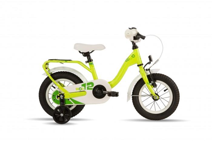 Двухколесные велосипеды Scool niXe 12 steel