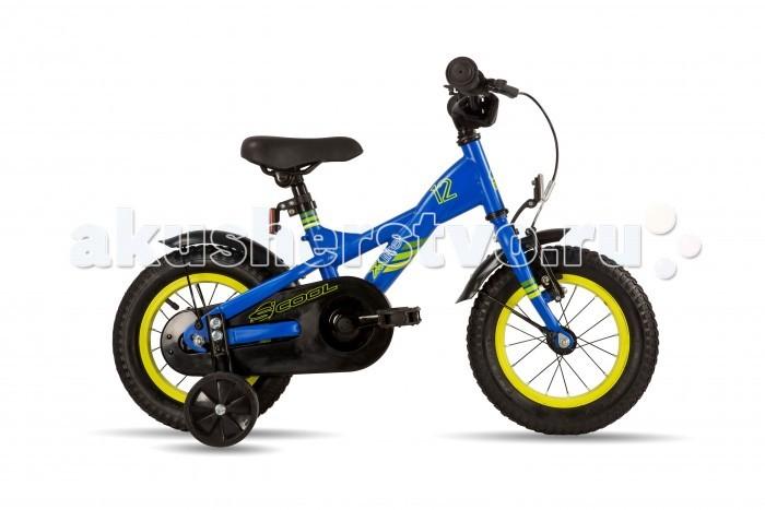 Двухколесные велосипеды Scool XXlite 12 steel