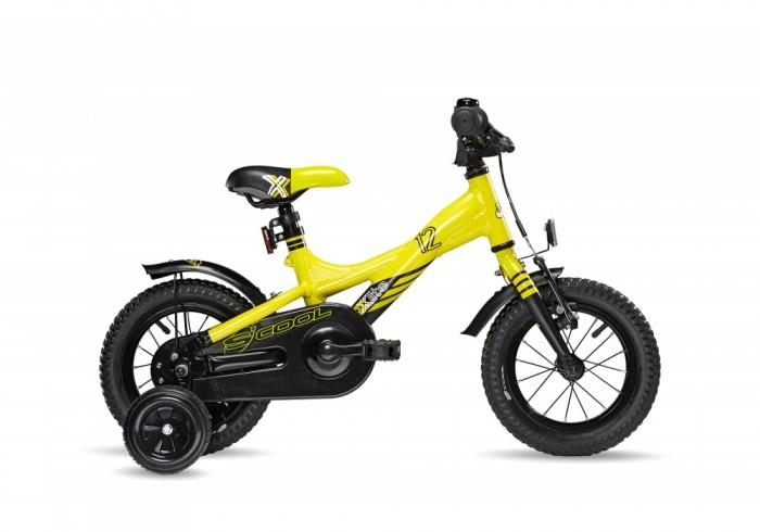 Велосипед двухколесный Scool XXlite 12