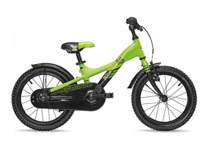 Двухколесные велосипеды Scool XXlite 16