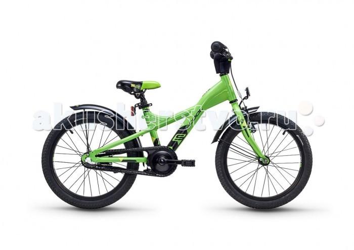 Двухколесные велосипеды Scool XXlite 18 Nexus 3 скорости