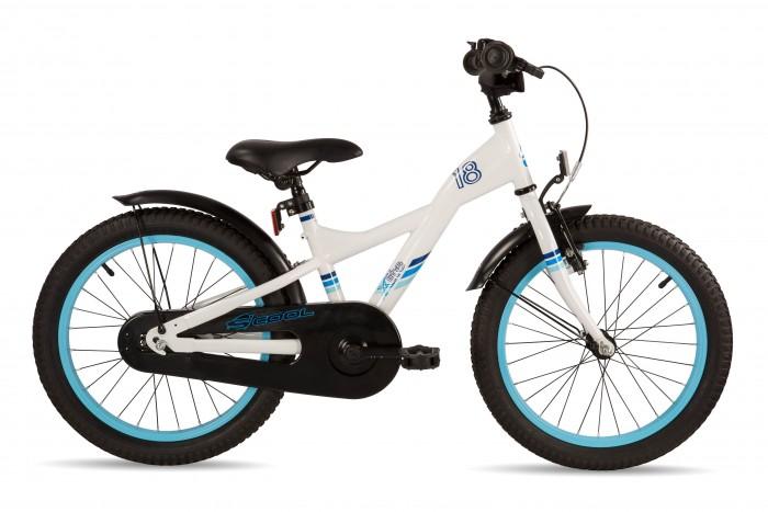 Двухколесные велосипеды Scool XXlite 18 steel