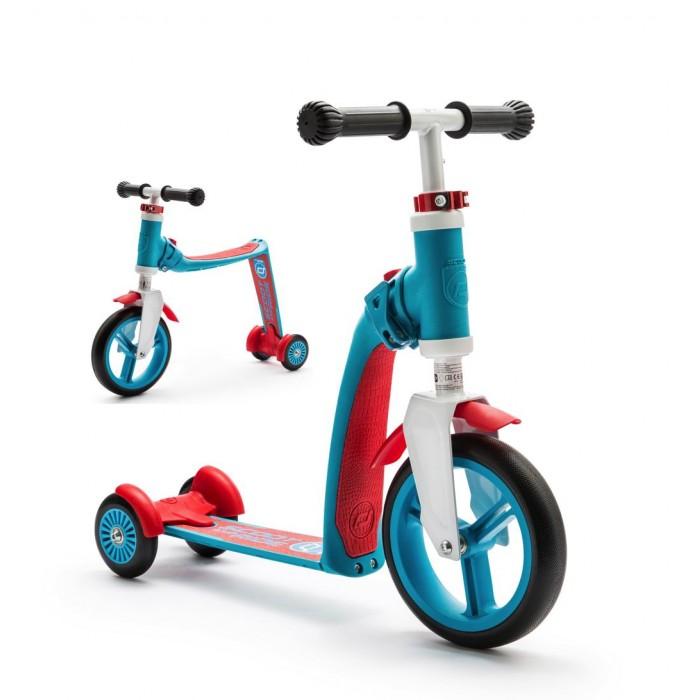 Купить Трехколесные самокаты, Трехколесный самокат Scoot&Ride Highway Baby Plus беговел 2 в 1