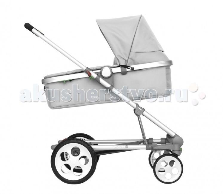 Коляска-трансформер Seed  Pli MgPli MgСочетает качество, функциональность в светлом скандинавском стиле. Легким движением руки он превращается из коляски для младенцев в коляску для малышей. Передние колеса поворотные с возможностью блокировки. Большой капор спрячет Вашего малыша от солнечных лучей, а также защитит его от ветра. Телескопическая ручка регулируется по высоте (99-102 см.).   Рама выполнена из магниево-алюминиевого сплава который обеспечивает максимальную стабильность и прочность при минимальном весе. Безопасность группы A. The Seed Pli Mg соответствует всем требованиям европейских стандартовбезопасности для детских колясок EN 1888 (проходят проверку T&#220;V 1888:2005 и потребительской Лаборатории Дании EN 1888:2003 + A1/A2/A3: 2003).  Люлька: предназначен для детей с рождения удобные карманы на люльке/сидении для мелочи, ключей либо телефона большой капор спрячет Вашего малыша от солнечных лучей, а также защитит его от ветра верхний материал - 100% полиэстер, внутри - 100% полипропилен матрасик - 100% хлопок, наполнение - 100% полиуретан съемные тканевые детали можно стирать при температуре 30 градусов  Прогулочный блок: предназначен для детей от 6-ти месяцев спинка регулируется в 4-х положениях пятоточечные ремни безопасности большой капор спрячет Вашего малыша от солнечных лучей, а также защитит его от ветра съемные тканевые детали можно стирать при температуре 30 градусов  Шасси: телескопическая ручка регулируется по высоте (99-102 см.) четыре резиновых колеса колеса поворотные с возможностью блокировки рама выполнена из магниево-алюминиевого сплава который обеспечивает максимальную стабильность и прочность при минимальном весе возможность установки люльки вместительная корзина для покупок (до 5 кг) тип складывания - книжка устойчивое вертикальное положение в сложенном виде  В комплекте: шасси люлька-прогулочный блок  Размеры: в разложенном виде (дхшхв) 92х58х102 см в сложенном виде (дхшхв) 83х56х22 см ширина шасси 58 см  Диаметр колес: 28.5 / 19 с