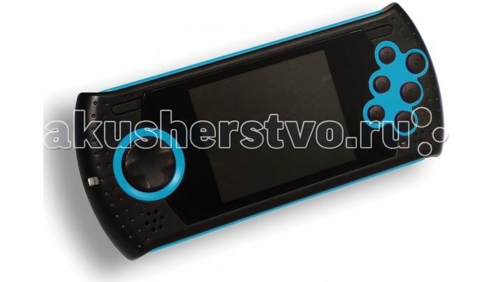 Творчество и хобби , Игровые приставки Sega Игровая приставка Genesis Gopher Wireless LCD 2.8 ИК-порт + 20 игр арт: 149123 -  Игровые приставки