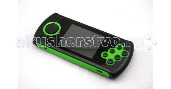 "Sega Игровая приставка Genesis Gopher Wireless LCD 2.8"" ИК-порт + 370 игр + SD карта от Акушерство"