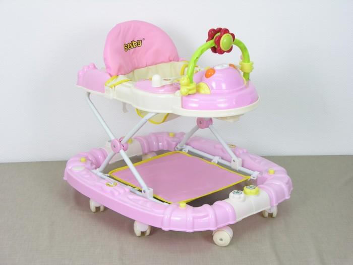Детская мебель , Ходунки Selby BS-229 2 в 1 арт: 18697 -  Ходунки