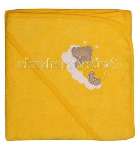Sevi Baby Уголок-полотенце после купания 90х90 см