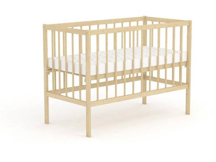 Детские кроватки Фея 101 детские кроватки фея 603 с ящиком