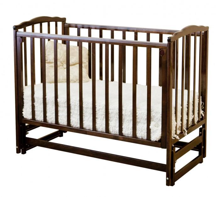 Детская кроватка Можга (Красная Звезда) Кристина С-619 маятник продольный